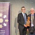 Rick van Barneveld CILT Award 2019