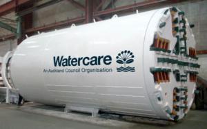 Watercare's central interceptor