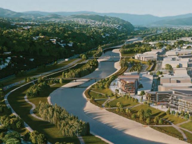 River Link (Melling Interchange)