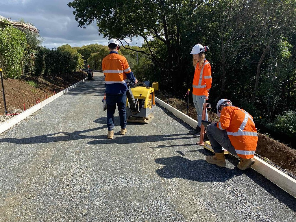 GIenn Innes to Tamaki Shared Path - Various Projects
