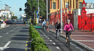 Auckland cycleway